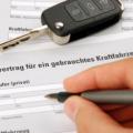 Autoverkauf KFZ Versicherung