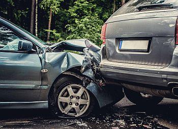 Autounfall im Ausland